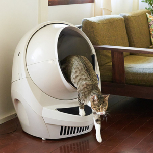 自動猫トイレ
