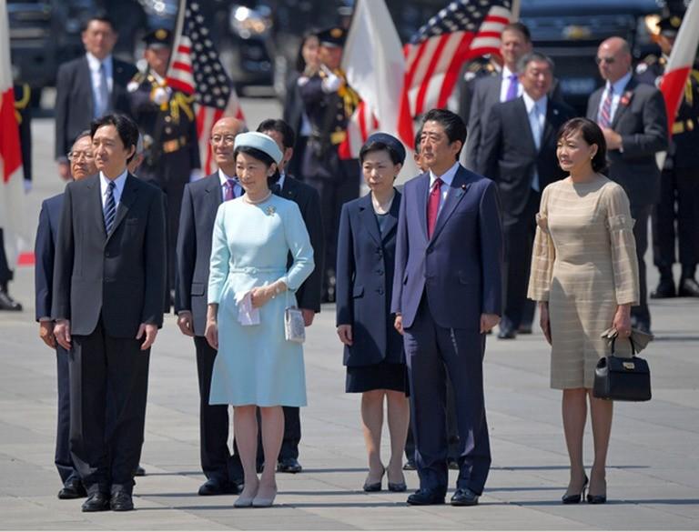 [皇室]天皇皇后両陛下、令和初の国賓としてトランプ大統領とメ ...