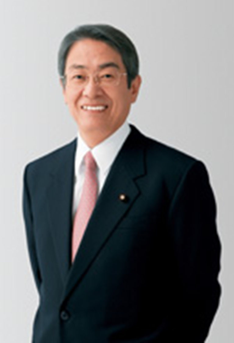 石田真敏総務相