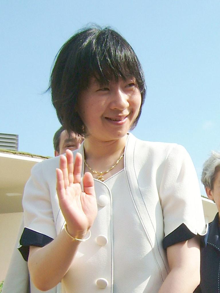 黒田清子さん(出典:Wikipedia /Photo by Gnsin)