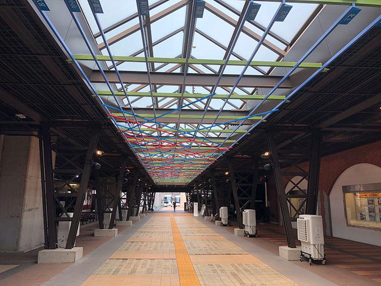 鉄道博物館駅